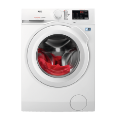 AEG L6FBI741N 7Kg 1400 Spin Washing Machine White