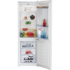 Beko CCFM3571W Fridge Freezer F/Free 55Cm White