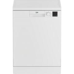 Beko DVN05C20W Full Size 13Pl Dishwasher