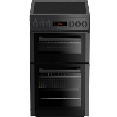 Blomberg HKS900N 50Cm Ceramic Double Oven Blomberg Black New