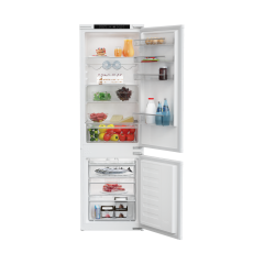 Blomberg KNM4553EI Integrated Frost Free Fridge Freezer 70/30