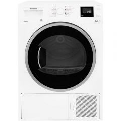 Blomberg  LTH3842W 8Kg Heatpump Condenser Dryer