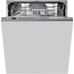 Hotpoint HEI49118C Built In Dishwasher 13 Place