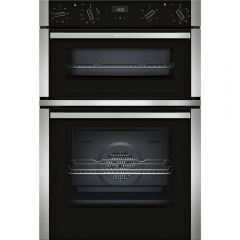 NEF U1ACE2HN0B Built In Double Oven M/F S/S