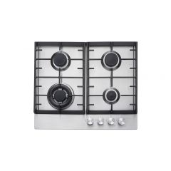 Teknix SCGH61X Gas Hob 60 cm Stainless Steel